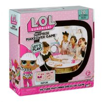 L.O.L Surprise MAKEOVER GAME - Picture Matching Dress Up Game LOL -  NEW